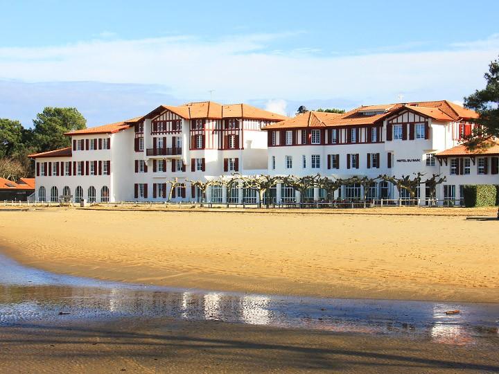 hotel du parc hossegor lac marin